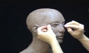 clay sculpting 300x178 How to Sculpt Clay