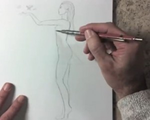 How to Draw the Figure From the Imagination Leonardo Pereznieto