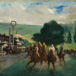 The Races at Longchamp 150x150 Edouard Manet Impressionism