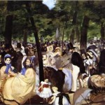 music in the tuileries gardens 150x150 Edouard Manet Impressionism