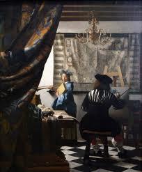 the art vermeer