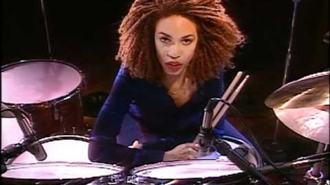 Cindy Blackman Women Jazz Musicians