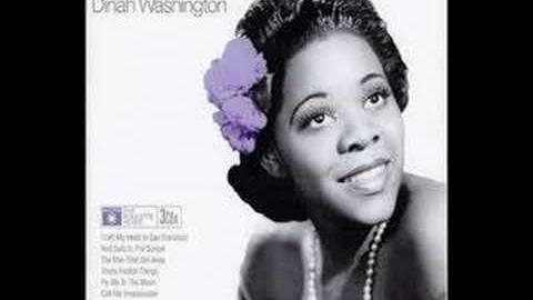 Dinah Washington Women Jazz Musicians