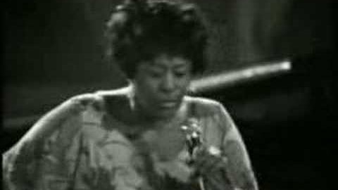 Ella Fitzgerald Women Jazz Musicians