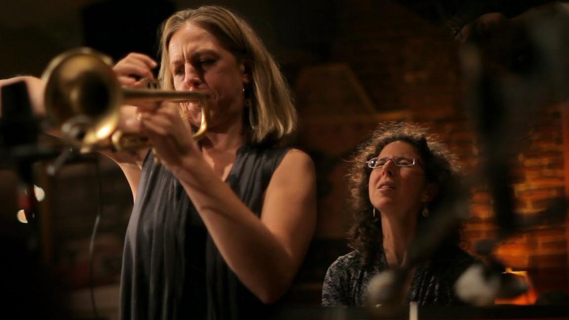 Ingrid Jensen Women Jazz Musicians