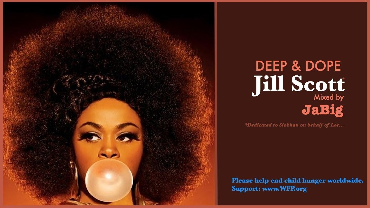 Jill Scott Women Jazz Musicians
