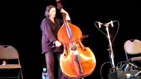Joelle Leandre Women Jazz Musicians