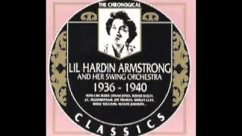 Lil Hardin Armstrong Women Jazz Musicians