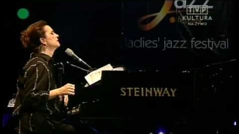 Patricia Barber Women Jazz Musicians