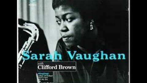 Sarah Vaughan Women Jazz Musicians