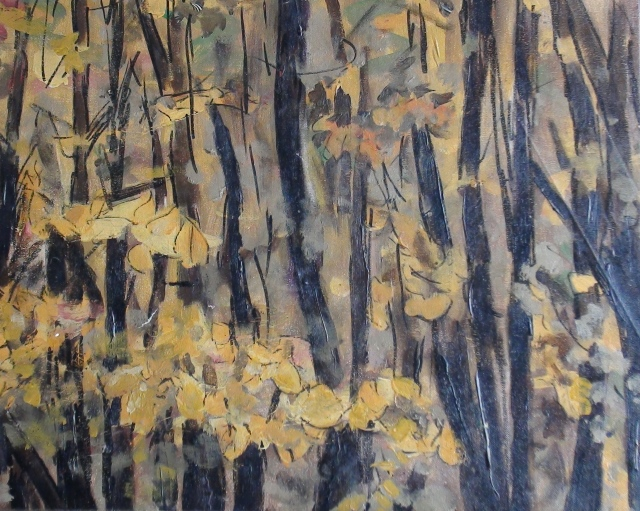 buy fall trees paintings