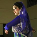 Sangeeta Majumder Profile dance pose