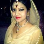 Sangeeta Majumder and Strings N Steps Classical Indian Dress