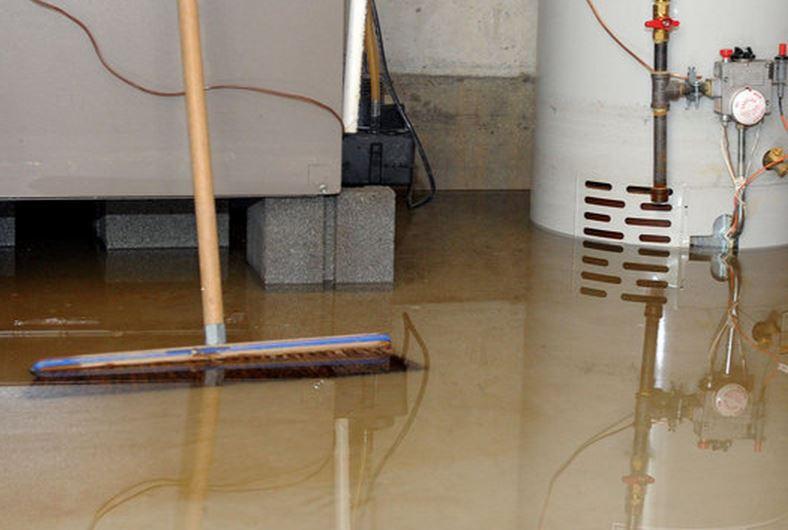 Flooded Basement Poem