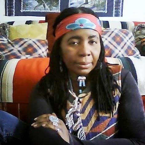 Agnes Cherokee Rose Sarje Thomas
