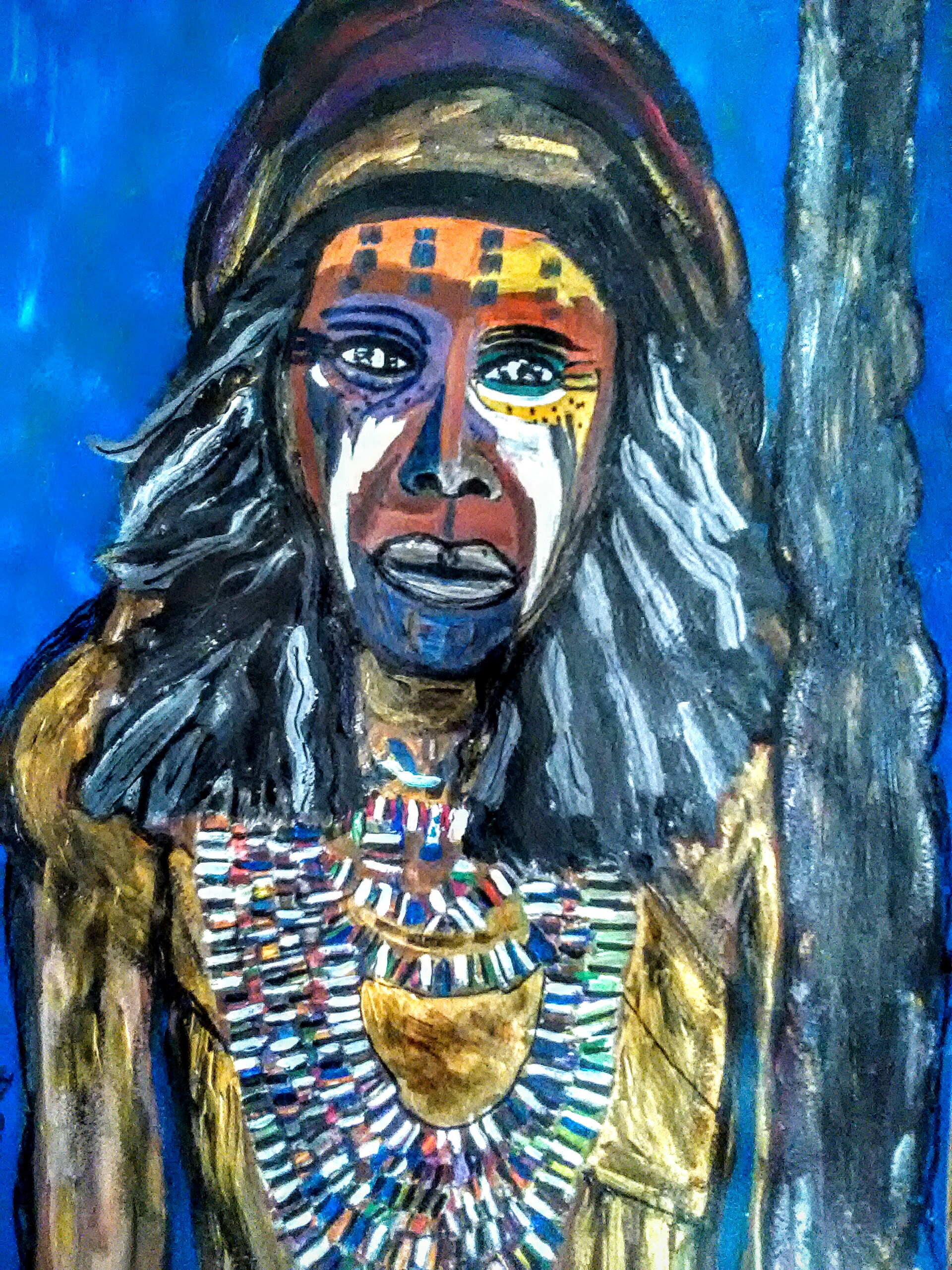 Indigenous Man