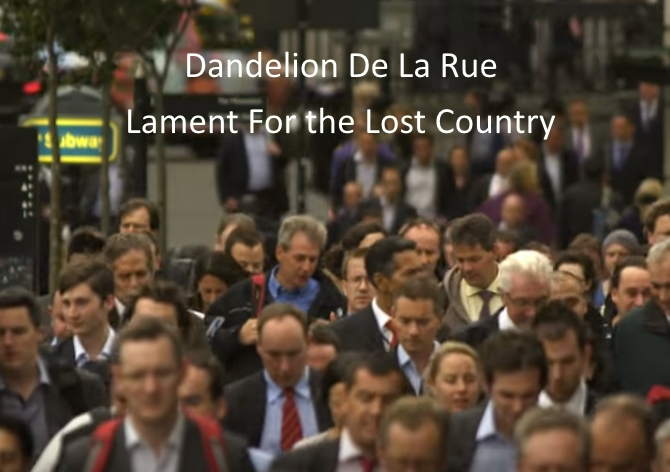 Lament For the Lost Country