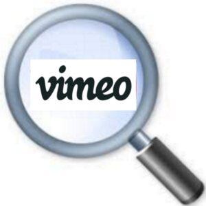 search vimeo