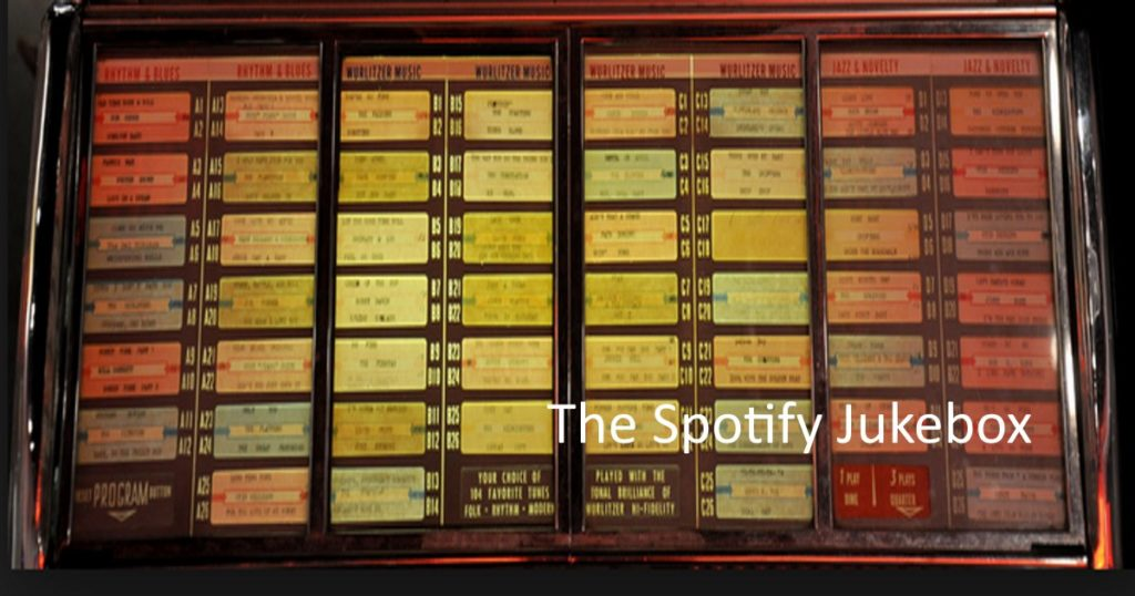 The Spotify Jukebox