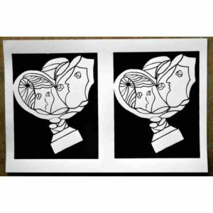 Marriage-Double-Screen-Print