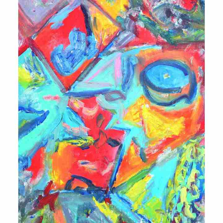 Bold Abstract Paintings