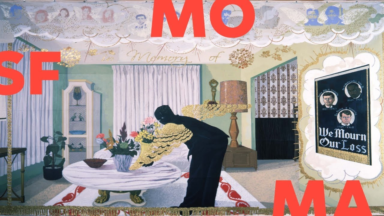 Kerry James Marshall Documentaries and Videos